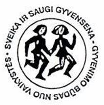 Sveika gyvensena_logo