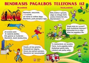Bendrasis Pagalbos Telefonas 112